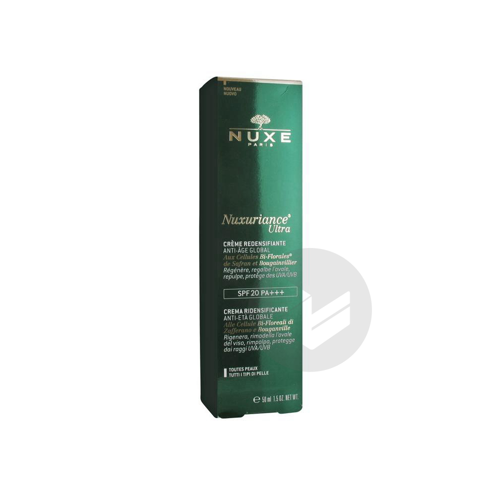 Nuxuriance Ultra Creme Redensifiante Spf 20 Pa 50 Ml