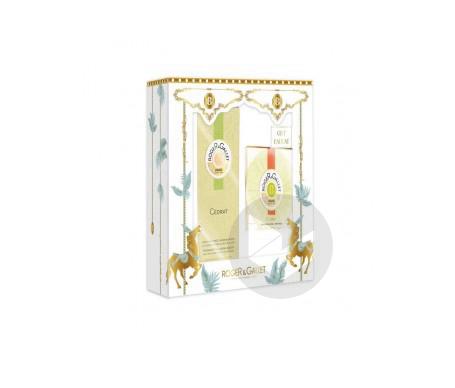 Coffret Eau Parfumee Cedrat 100 Ml