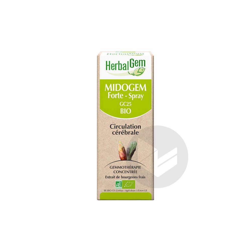 HerbalGem Bio Midogem Forte Spray 15 ml