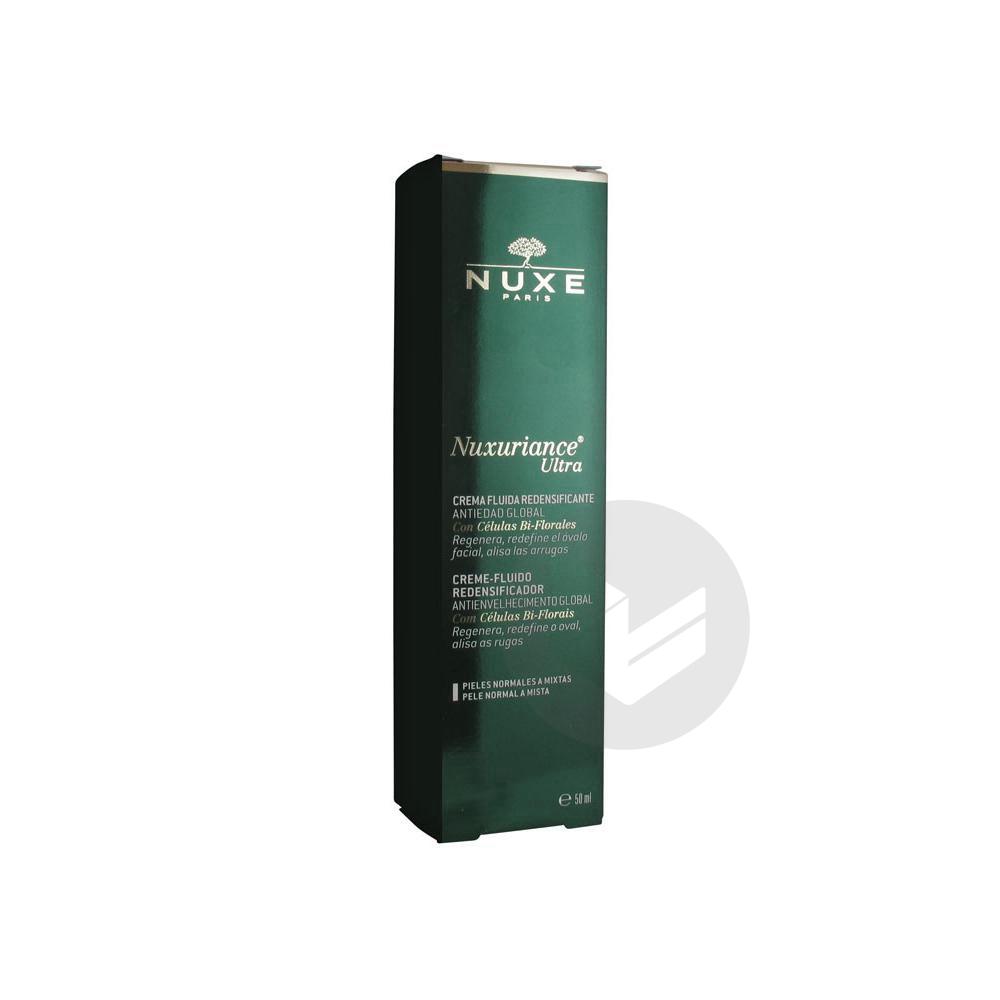 Nuxuriance Ultra Creme Fluide Redensifiante 50 Ml