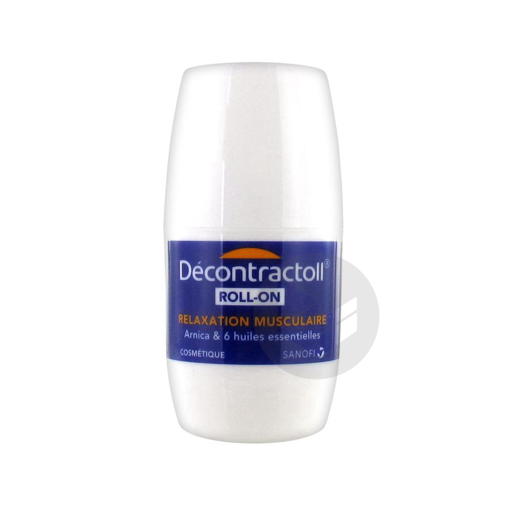 Decontractoll Gel Roll On 50 Ml