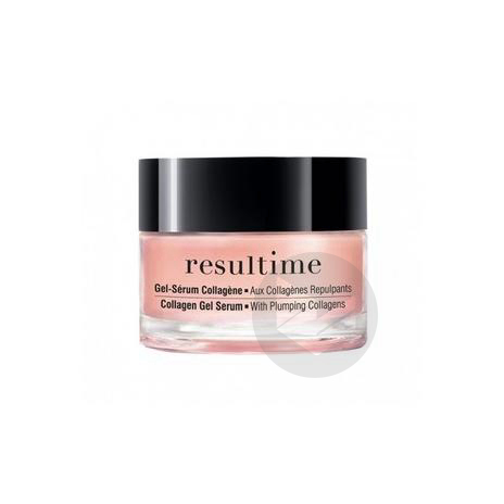 RESULTIME Gel sérum Collagène Pot/50ml