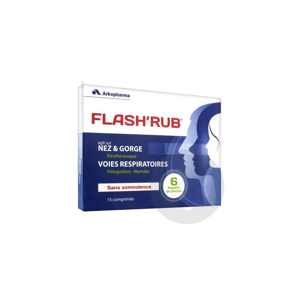 Flashrub Cpr B 15