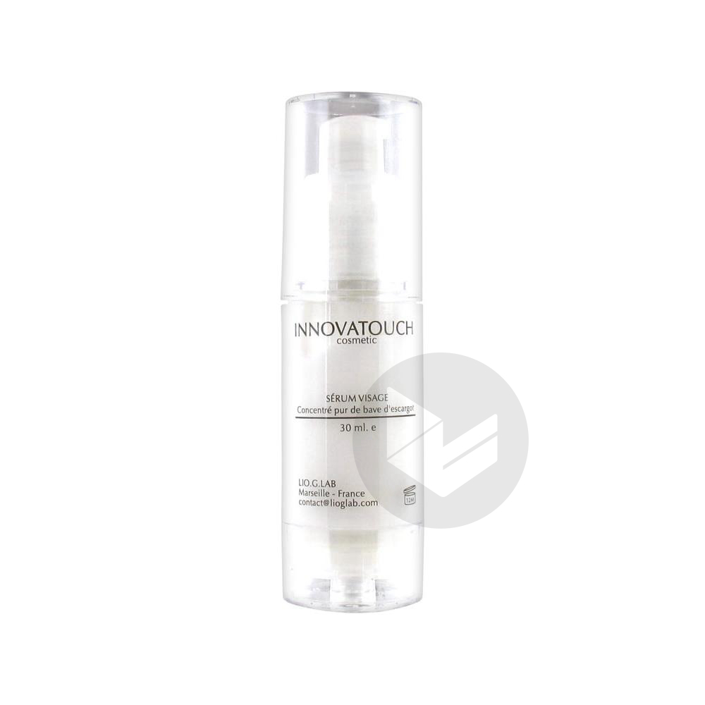 Concentre Pur De Bave D Escargot Serum 30 Ml