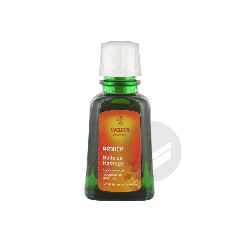 Soins Corps Huile De Massage Arnica Fl 50 Ml