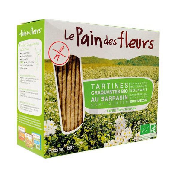 Tartines craquantes sarrasin Bio - 150 g