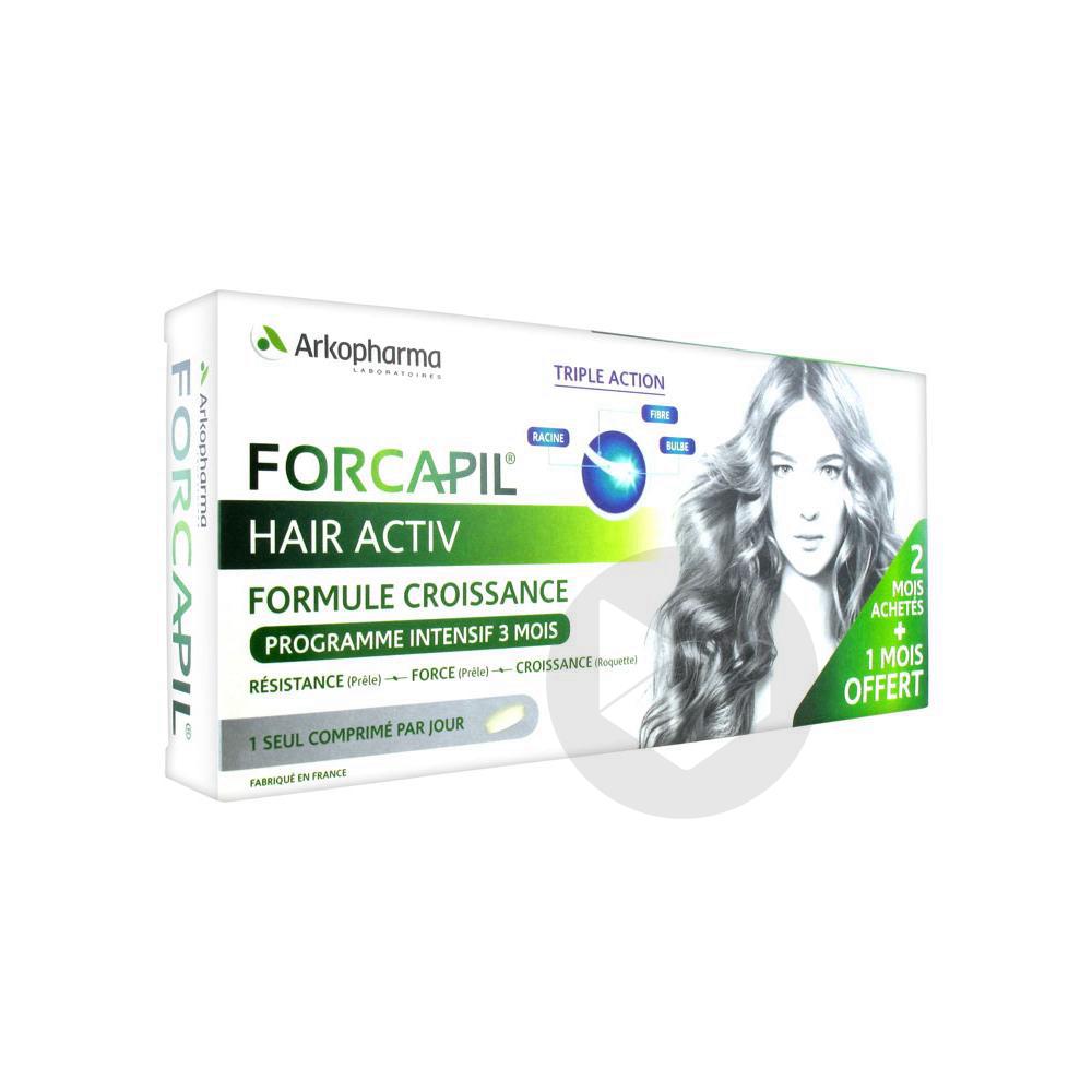 FORCAPIL HAIR ACTIV Cpr 3B/30