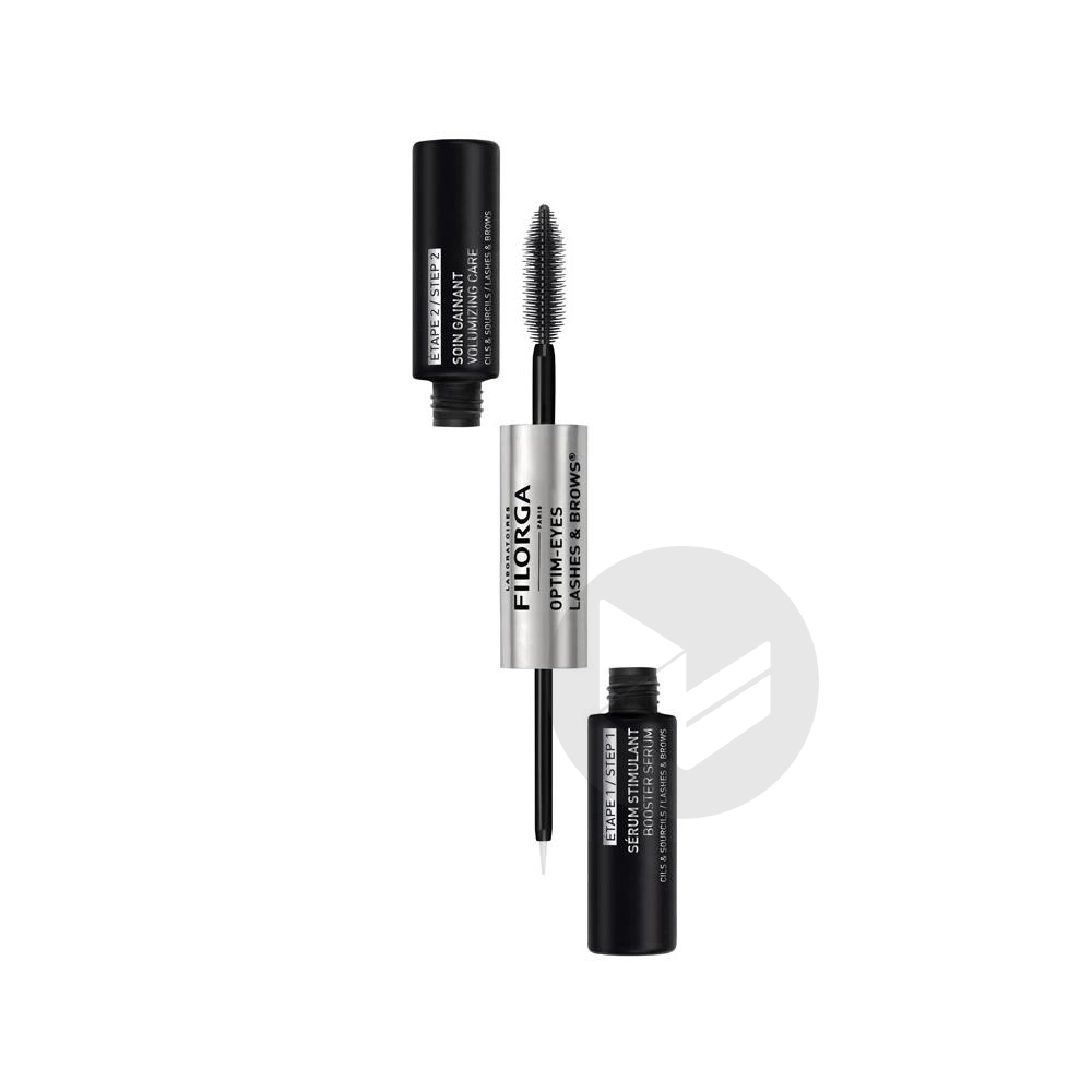 Optim Eyes Mascara Lashes Brows Etui 7 Ml