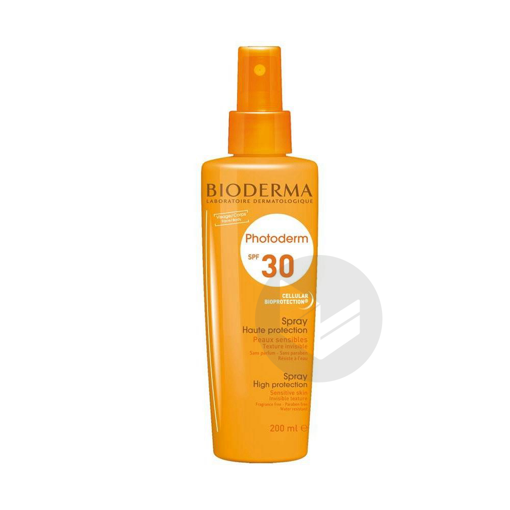 Photoderm Spf 30 Spray Parfume Fl 200 Ml