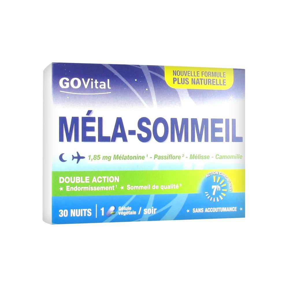 GOVITAL MELA-SOMMEIL Gél B/30