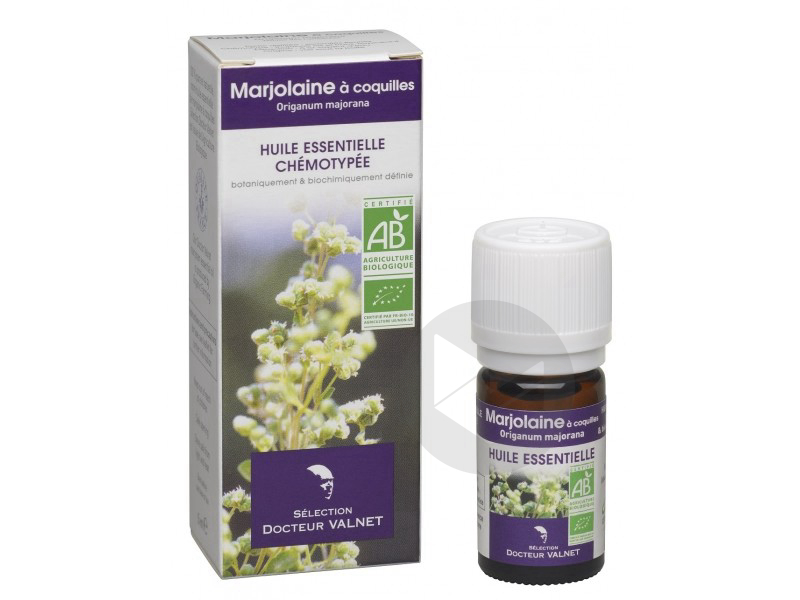Huile Essentielle Marjolaine A Coquilles 5 Ml