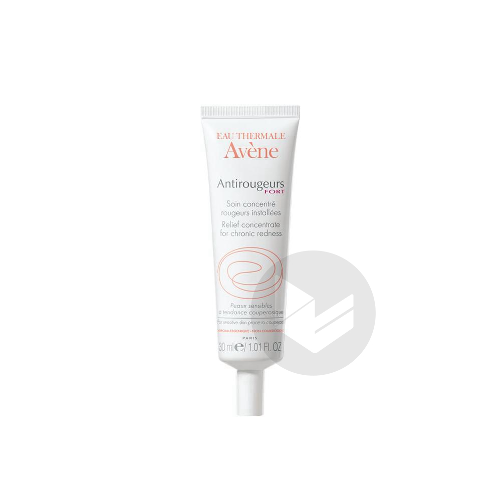 Anti Rougeurs Fort Cr Soin Concentre T 30 Ml