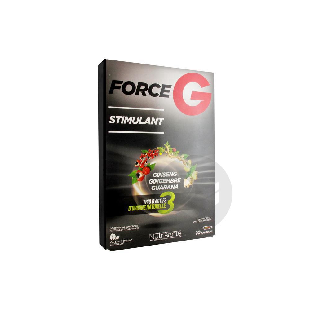 FORCE G STIMULANT S buv 10Amp/10ml