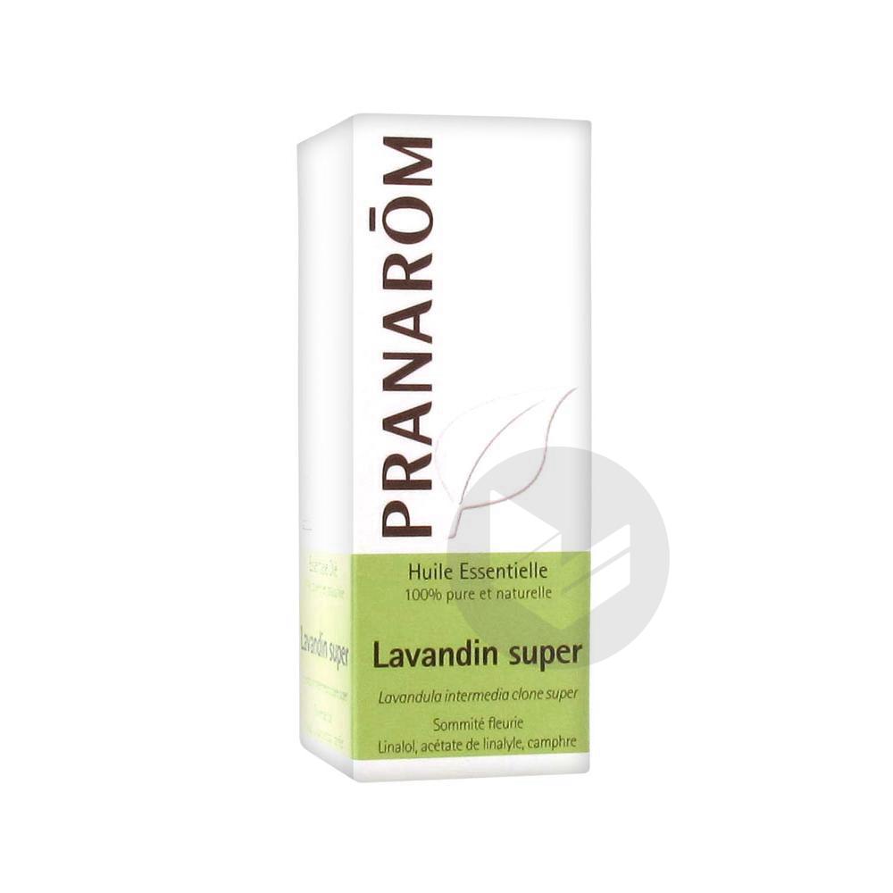 PRANAROM Huile essentielle Lavandin super Fl/10ml