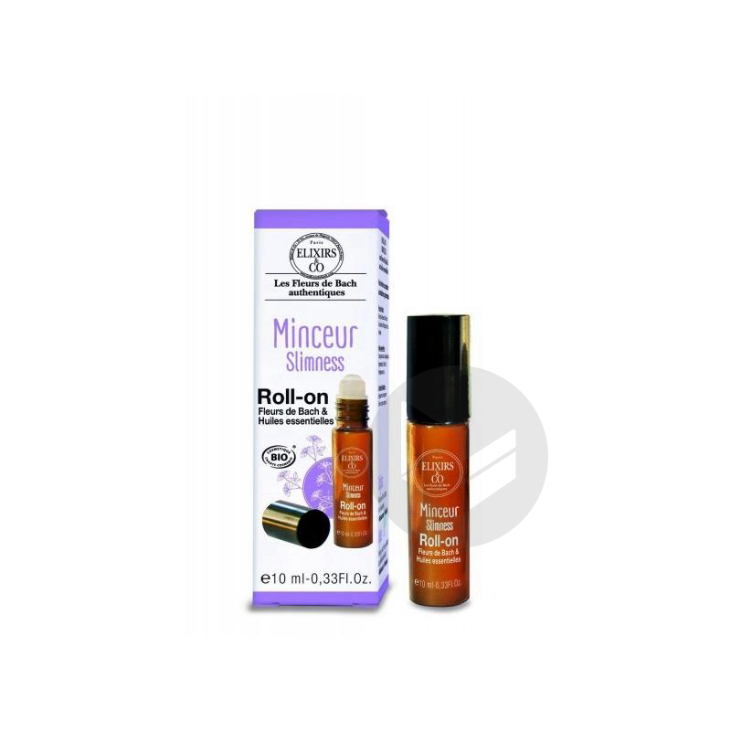 Elixir Compose Bio Minceur Roll On 10 Ml
