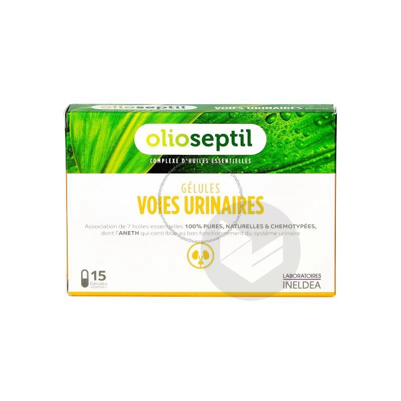 Gel Voies Urinaires B 15