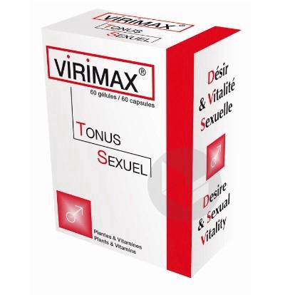 Virimax Tonus Sexuel 60 Gelules