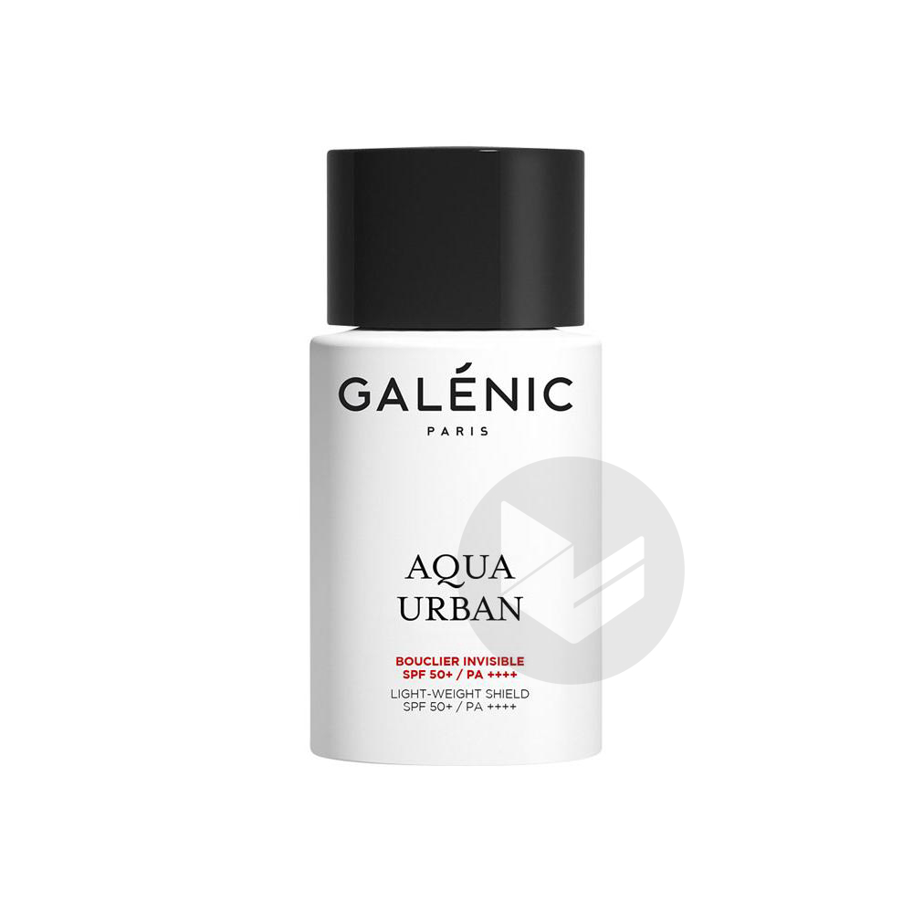 Galenic Soins Soleil Spf 50 Cr Bouclier Invisible Fl Airless 40 Ml