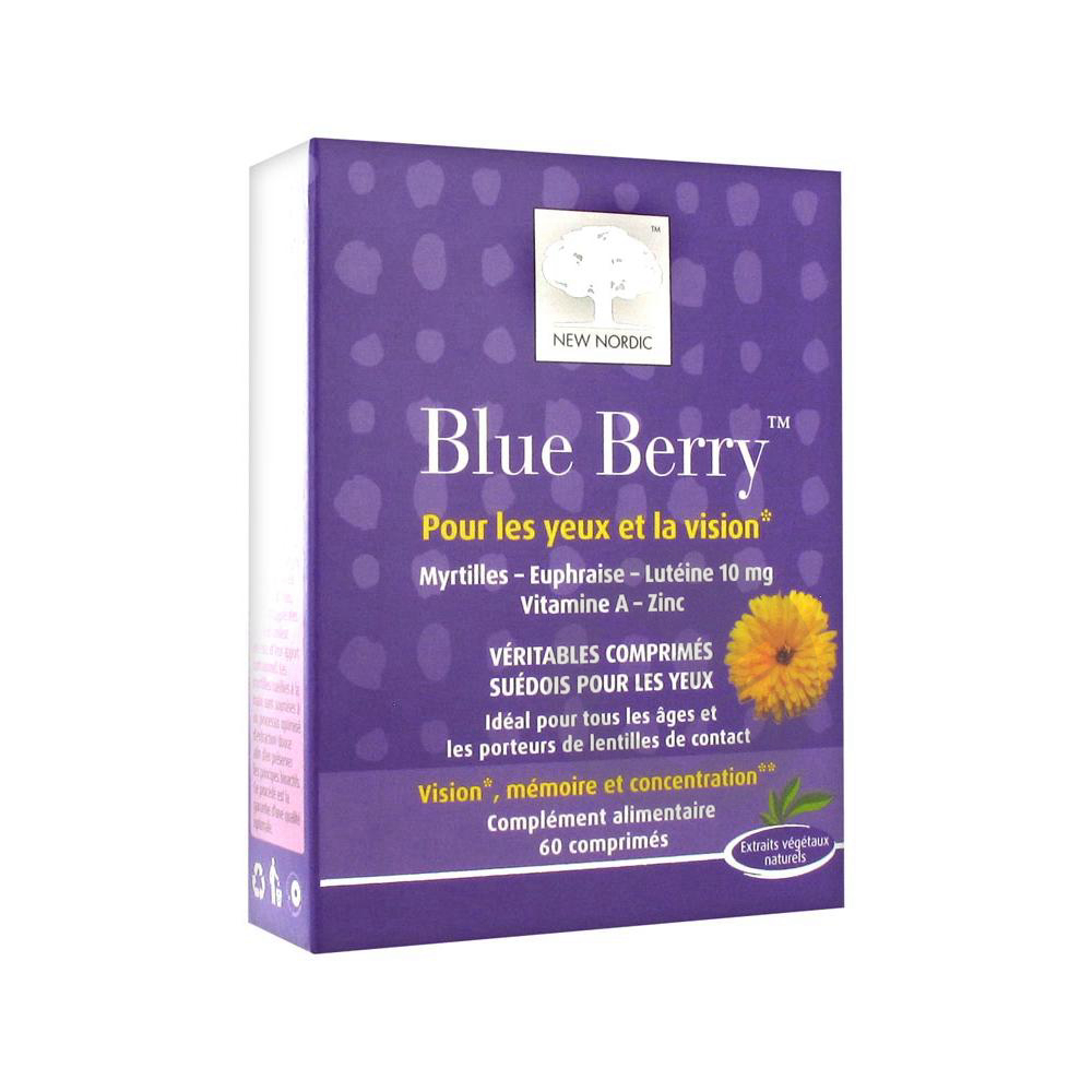Blue Berry Cpr Visee Oculaire B 60