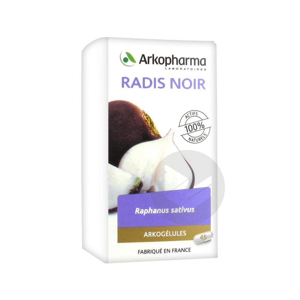 Arkogelules Radis Noir Gel Fl 45