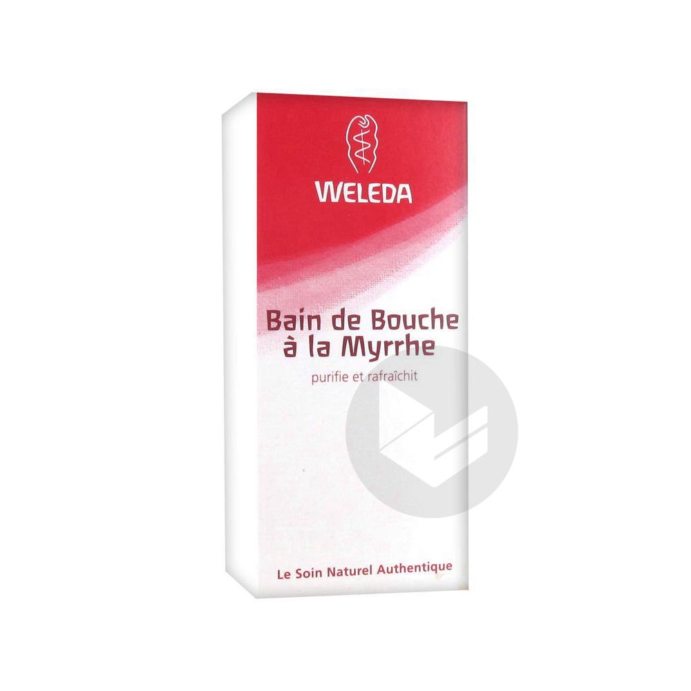 Soins Bucco Dentaires Bain Bouche Myrrhe Fl 50 Ml