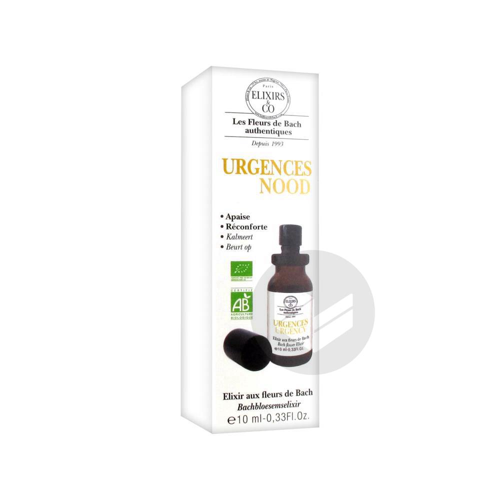 Elixirs Co Urgences Spray 10 Ml