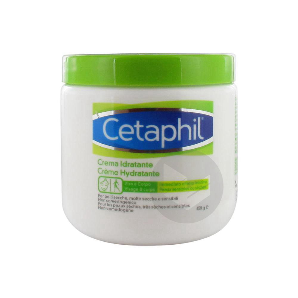 Galderma Cetaphil Crème Hydratante 450 g