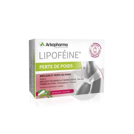 LIPOFEINE PERTE DE POIDS Gél B/60