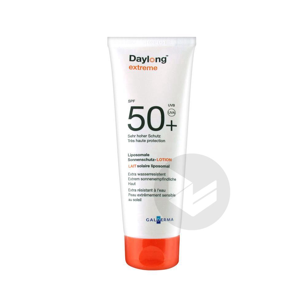 Extreme Lait Solaire Liposomal Spf 50 100 Ml