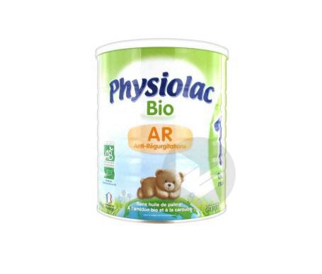 Physiolac Bio Ar 1 800 G