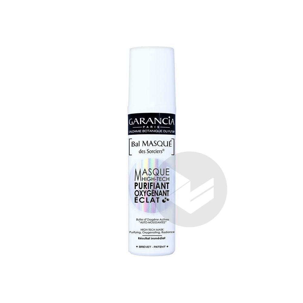 Bal Masque Des Sorciers Masque High Tech Purifiant Oxygenant Eclat Fl Airless 40 G