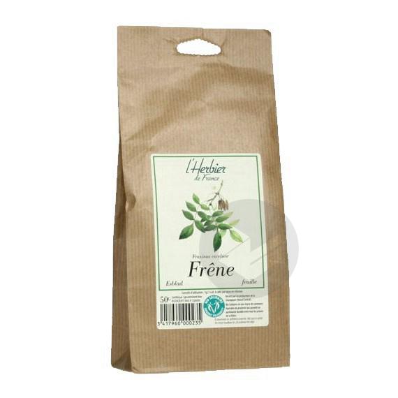 Frêne Feuilles - Sachet 50 g