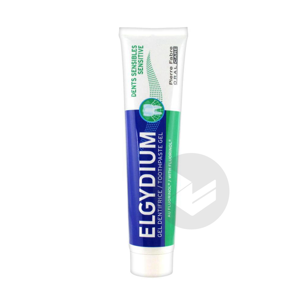Dents Sensibles Gel Dentifrice T 75 Ml
