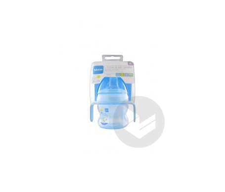 Tasse A Bec Souple Silicone 6 M 150 Ml Garcon
