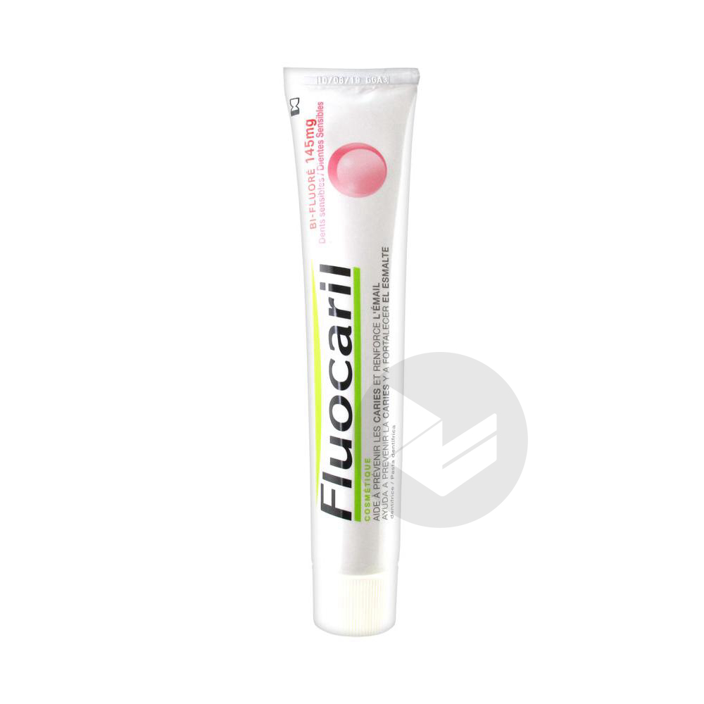 Bi Fluore 145 Mg Pate Dentifrice Dents Sensibles T 75 Ml
