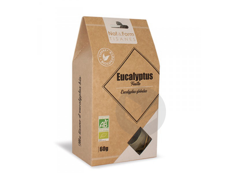 Eucalyptus Globulus Feuille Bio 60 G