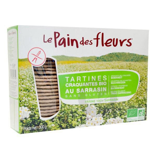 Tartines craquantes sarrasin Bio - 300 g
