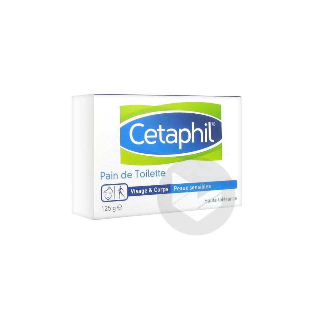 CETAPHIL Pain peau sensible Pain/125g