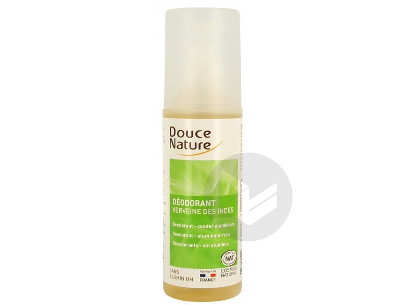 Déodorant spray à l'huile essentielle de verveine des Indes Bio - 125 ml