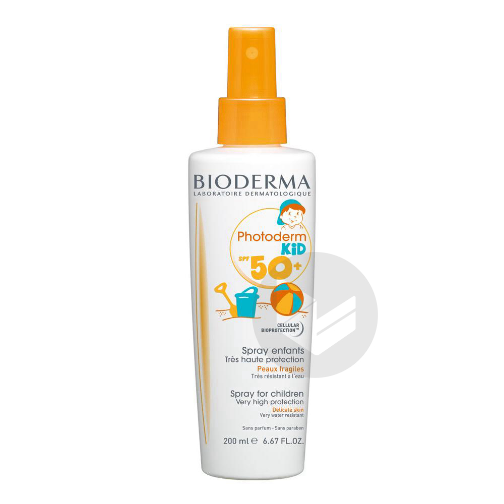 Photoderm Kid Spf 50 Spray Fl 200 Ml