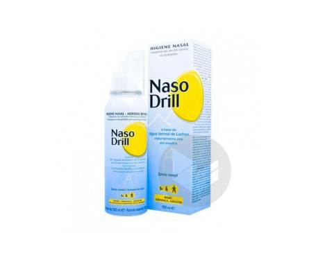 RHINOTHERM SPRAY NASAL 100ML NSFP RP NASODRILL