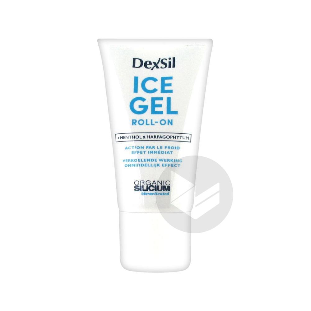DEXSIL ICE GEL Gel Roll-on/50ml