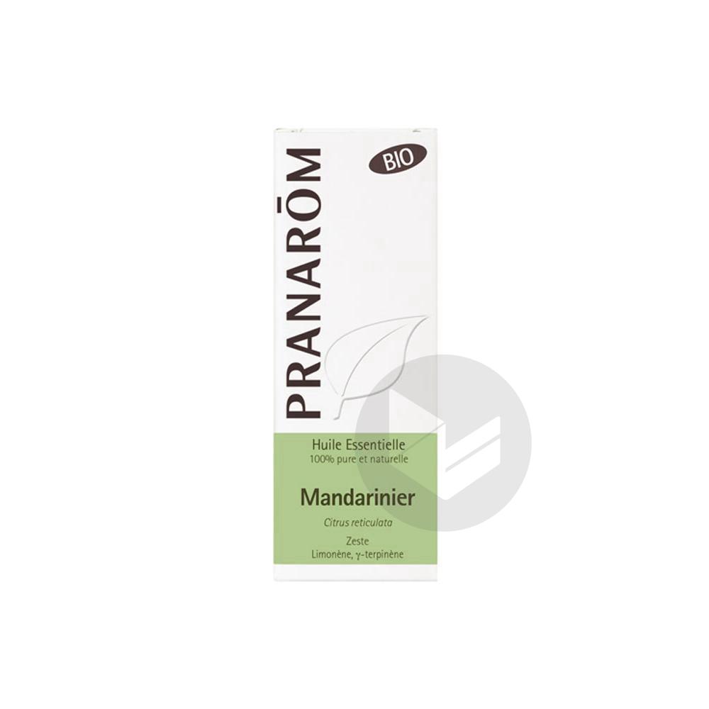 Huile Essentielle Bio Mandarine Fl 10 Ml