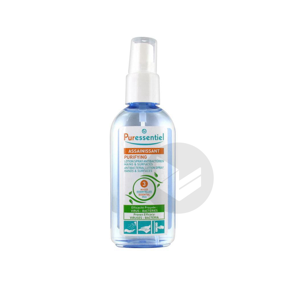PURESSENTIEL HYDRO SPRAY 80 ML