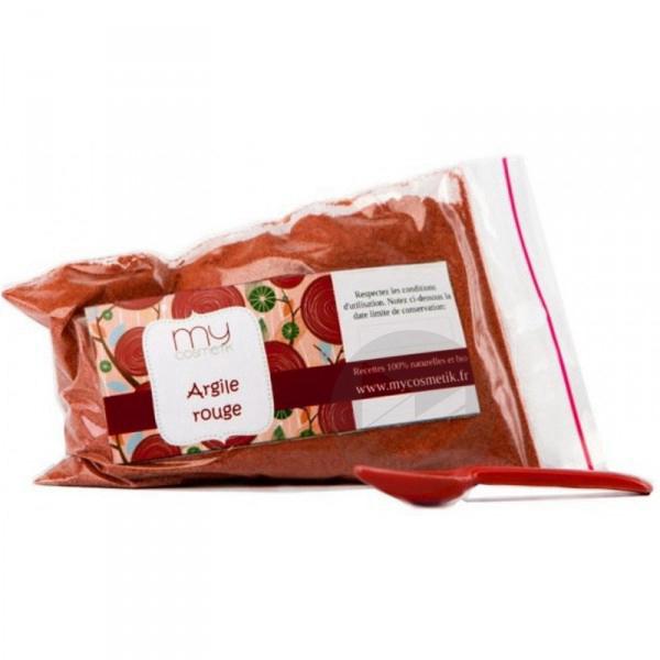 Argile rouge - 200 g