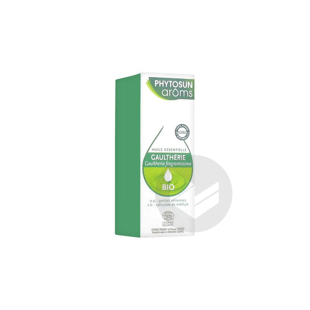 Phytosun Aroms Gaultherie Bio 10 Ml
