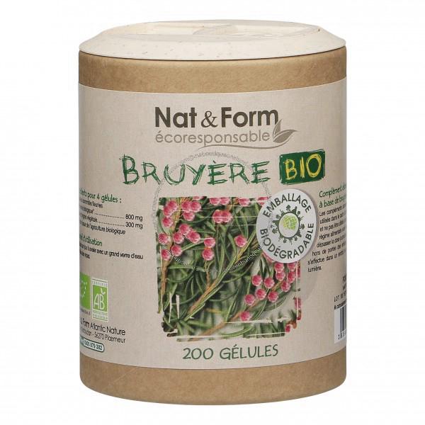 Bruyere Bio Eco Responsable 200 Gelules