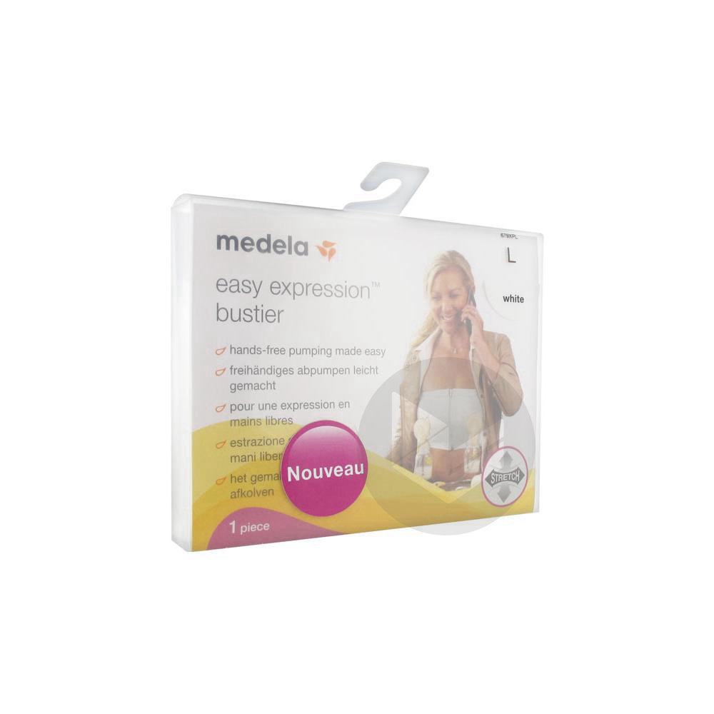 Medela Easy Expression Bustier Taille L