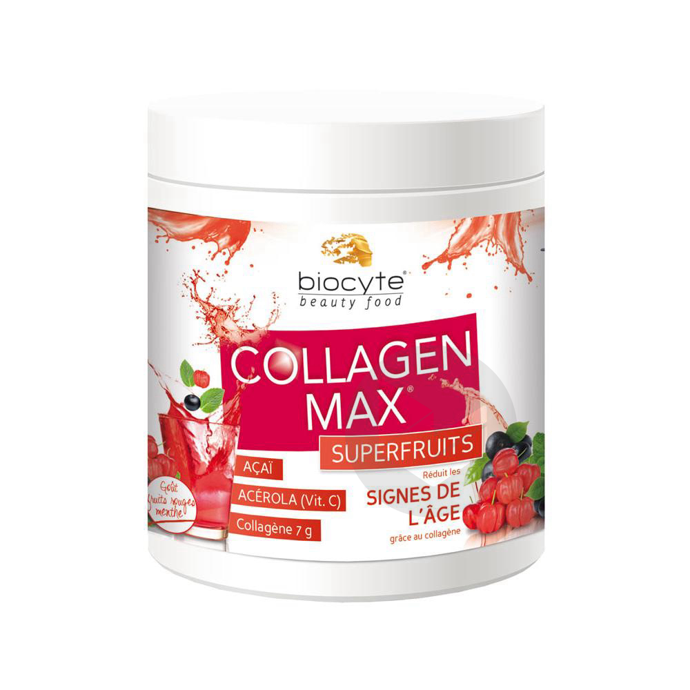 BIOCYTE BEAUTY FOOD COLLAGENE M