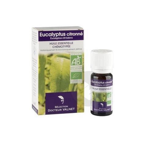Huile Essentielle Bio Eucalyptus Citronne Fl 10 Ml